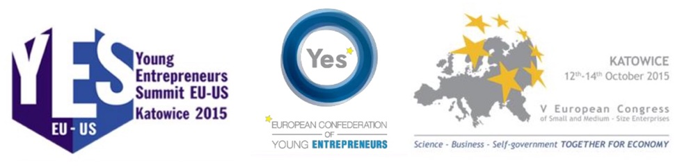 Logo 4th European Youth Entrepreneurship Conference